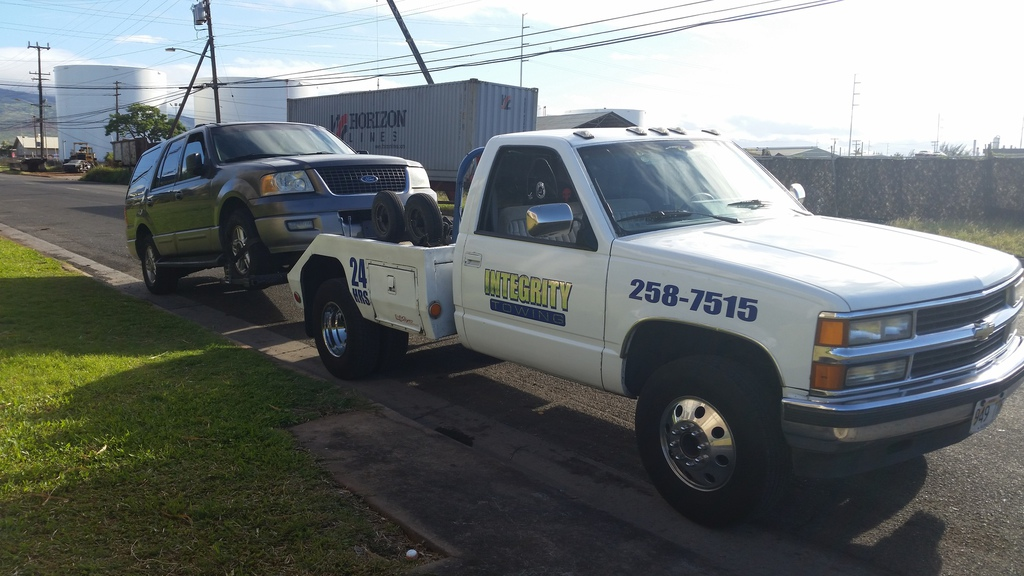 Integrity Towing - We offer Cash for Cars, Junk Car Removal, and Tow ...