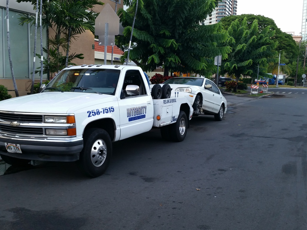 Integrity Towing - We offer Cash for Cars, Junk Car Removal, and ...