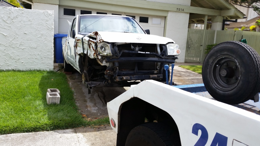 Selling Junk Cars: Cash For Junk Cars, Junk Car Removal